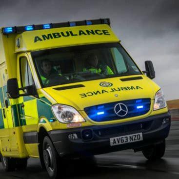 Lu Led Ambulance accueil stancom