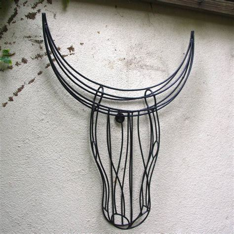 wire topiary frames wire cow topiary frame by garden trading