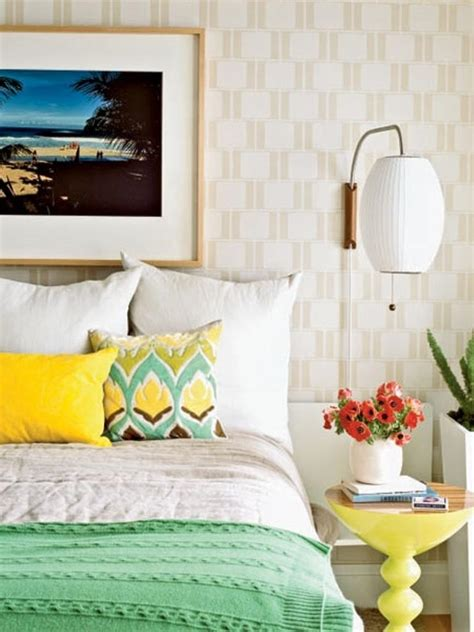 15 captivating bedrooms with geometric wallpaper ideas 15 captivating bedrooms with geometric wallpaper ideas