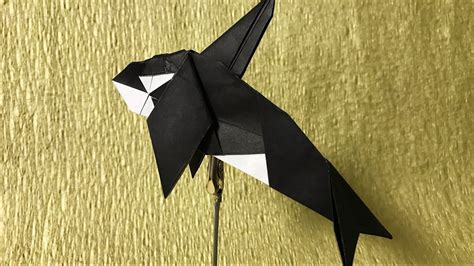 origami whale tutorial origami killer whale tutorial youtube