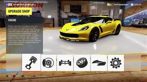 2015 corvette z06 top speed forza horizon 2 2015 corvette z06 top speed