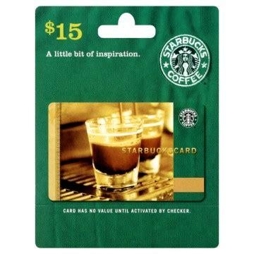 Does Starbucks Have 5 Dollar Gift Cards - 15 starbucks gift card