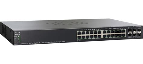 Cisco Sf500 24p K9 G5 24 Port 10100 Poe Stackable Managed Switch cisco sg 500x 24 stackable managed switch 24 port gigabit