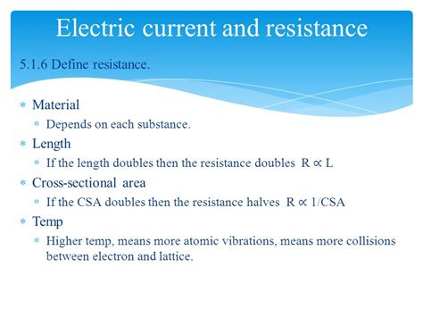 resistor currents definition define resistor current 28 images principles of electric circuits ppt relationship between