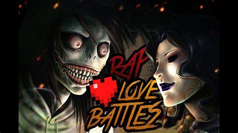 jeff the killer x chica jeff x the killer kronno zomber nueva versi 211 n
