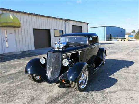 1934 ford 3 window for sale 1934 ford 3 window coupe for sale on classiccars 8