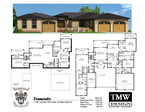 Daylight Basement Home Plans Rambler Daylight Basement Floor Plans Tri Cities Wa