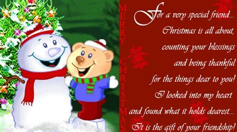 beautiful christmas greeting card messages  friends  families