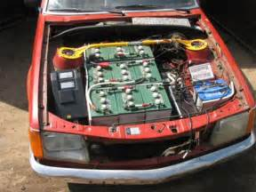Electric Car Conversion Diy Electric Car Conversion How Could It Be