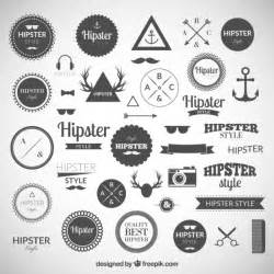 hipster logo vectors photos and psd files free download