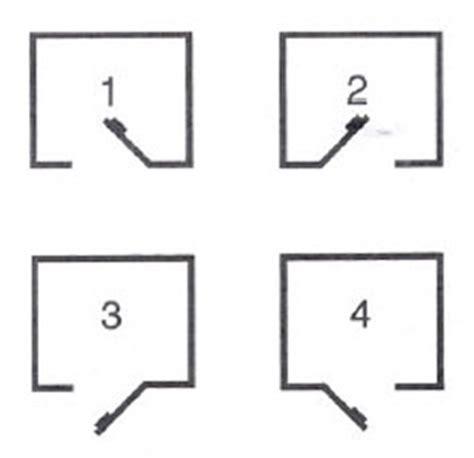 how do you determine door swing how do i determine door handing