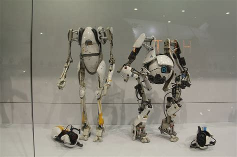 p and atlas figures portal 2 figures for atlas and p on sale this