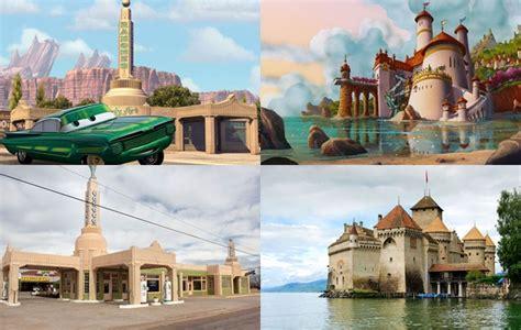 film kartun dongeng di negeri buah bukan dongeng tempat tempat cantik di film kartun ini