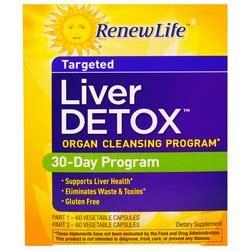 Barleans Liver Detox by Renew Liver Detox 60 60 Vcapsules Evitamins