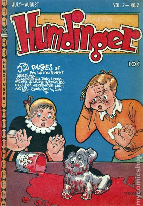 1947 where now begins books humdinger vol 2 1947 comic books