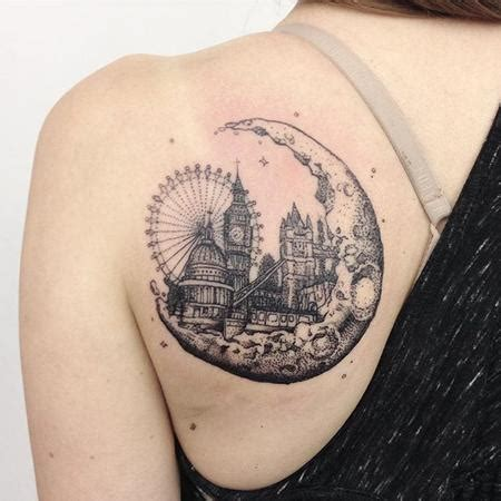london tattoo blackwork off the map tattoo body part back tattoos page 1