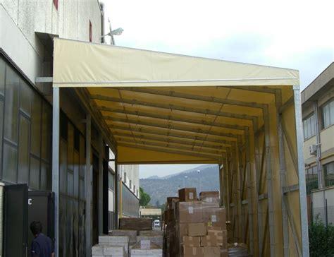 copertura capannone copertura laterale capannone centro service