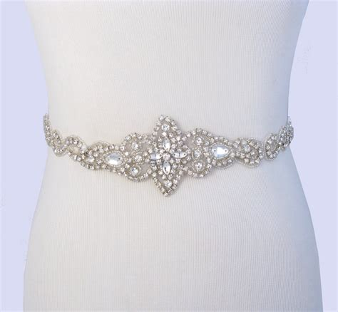 Wedding Dress Belt – Wedding Dress Belts on Pinterest   Wedding Belts, Wedding