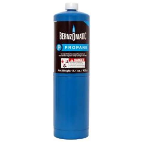 Home Depot Gas Tank by Bernzomatic 14 1 Oz Propane Gas Cylinder 304182 The