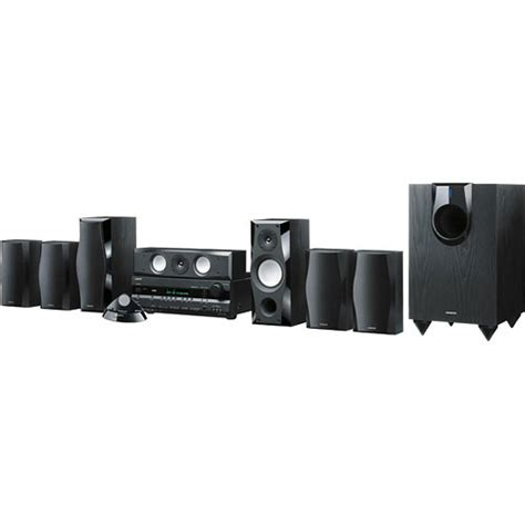 onkyo ht s5100b 7 1 channel home theater system black