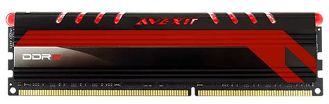 Avexir Ddr3 Pc12800 8gb 1x8gb avexir series ddr3