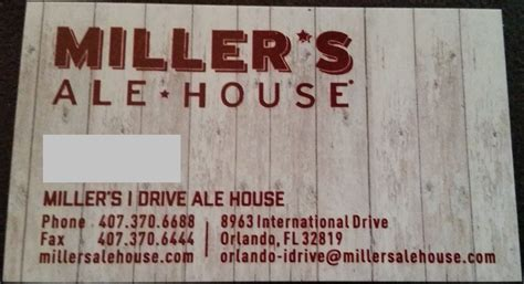 miller s orlando ale house my scamworthy experience at miller s i drive ale house orlando part 1