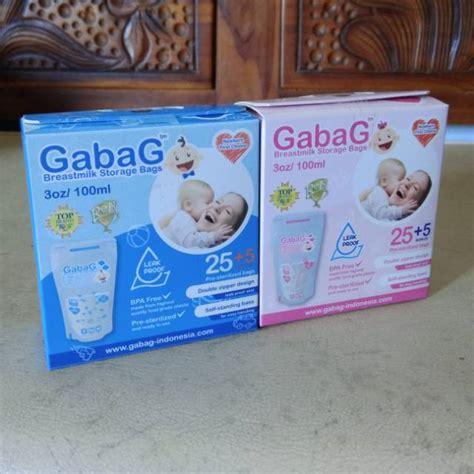 Kantung Asi Gabag 100ml gabag kantong asi 100ml breastmilk storage kantung asi