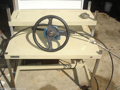 quicksilver boat steering wheel purchase mercruiser steering helm wheel control w 16