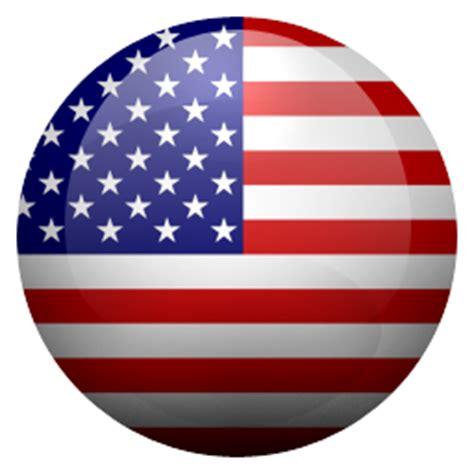 Bendera Amerika Serikat us icon glossy flag icons softicons