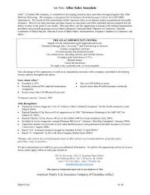 Sle Resume For A Sales Associate by No Experience Sales Resume Sales Sales Lewesmr