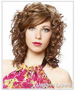 hairstyles for curly layered hair at the awkward stage layered haircuts for curly hair