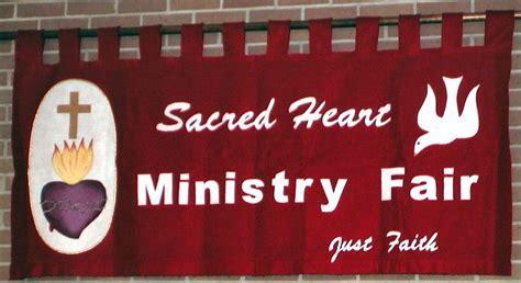 Ministry Fair   Sacred Heart of Jesus   New Iberia, LA