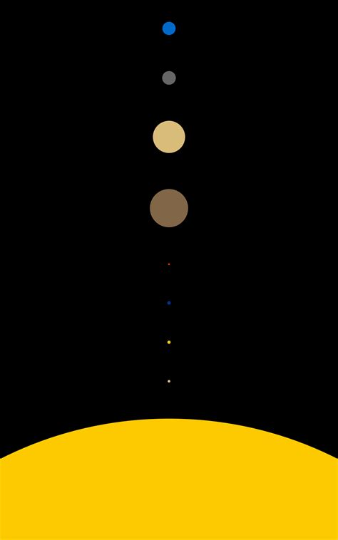 minimalist space 55 hd portrait only wallpapers perfect for any smartphone