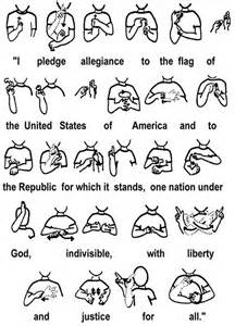 25 best ideas about american sign language on pinterest