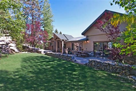 Lakeview Luxury Cabins by Luxury Lake View Cabin Lawn Lakeview Homeaway