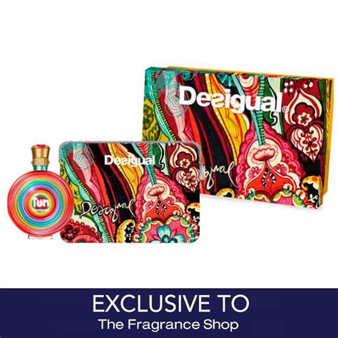 The Shop Edt 50ml desigual edt 50ml and pouch