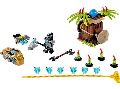 Lego Asli 70136 Legends Of Chima Banana Bash Brick Terbaik Lego 70136 Lego Legends Of Chima Banana Bash