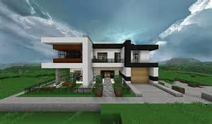 Modern Home Design Builders by Modern Home Very Comfortable Minecraft House Design