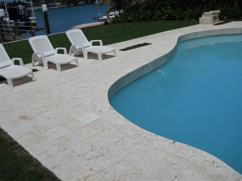 stone pool deck 12 best images about pool deck on pinterest pool decks
