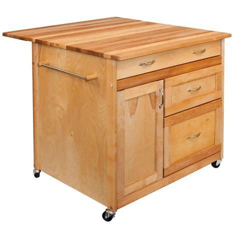 Catskill Craftsmen 38 in. wide Butcher Block Kitchen
