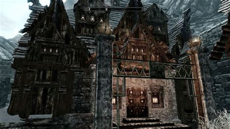 skyrim how to build a house image gallery skyrim houses