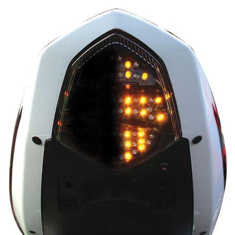 Bandit Lights by Bike It Clear Led Rear Light For Suzuki 2009 Gsf1250s