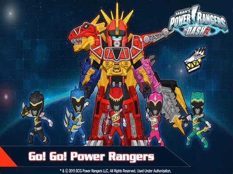 download mod game power ranger dash app shopper power rangers dash saban games