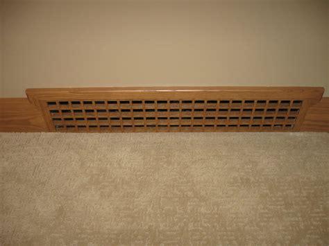 flush baseboard flush integrated baseboard registers finish carpentry