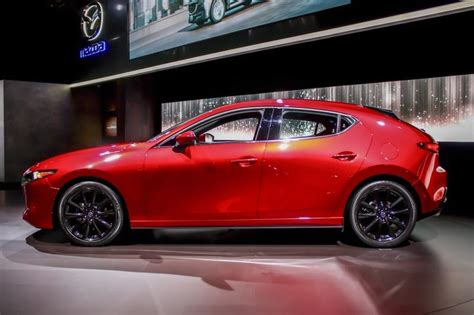 2020 Mazda 3 Hatch by Mazda Says Hell No To A Performance Version Of The New