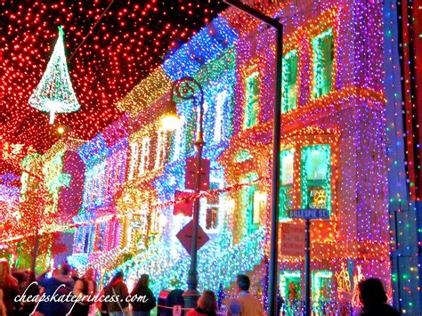 Osborne Lights by Walt Disney World In The Fall A Cheapskate Princess Guide