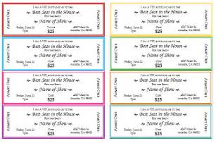 free template for event tickets document templates free event ticket templates for print