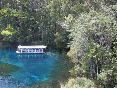 boat rides near gainesville fl silver springs