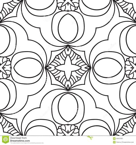 oriental pattern black and white black and white oriental pattern stock image image 36427931
