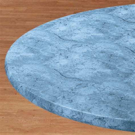marbled elasticized table cover view 3